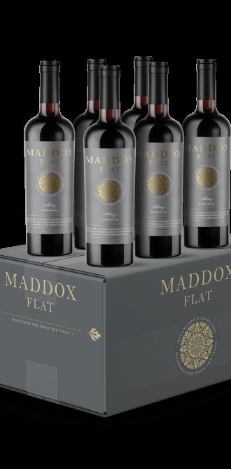 2016 Maddox Flat Shiraz